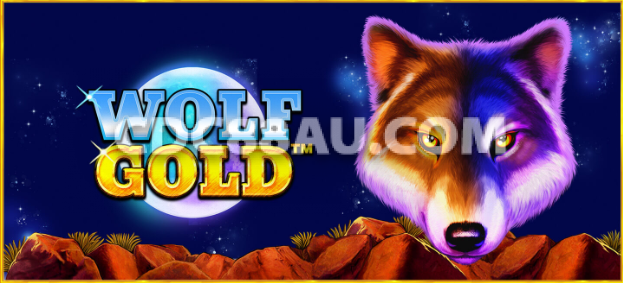 Slot Game Wolf Gold
